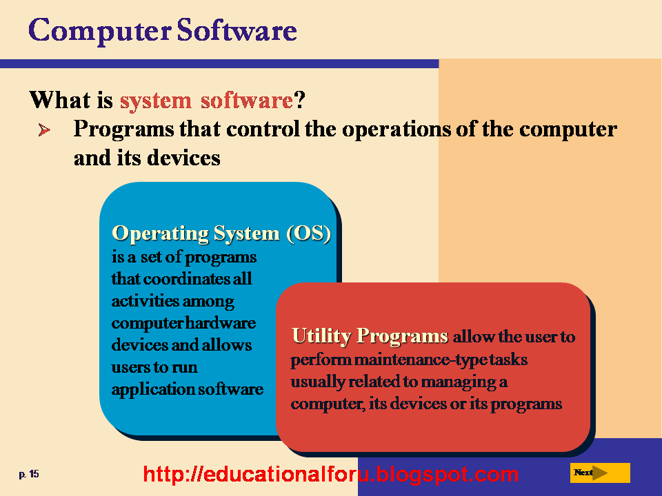 how to learn computer software