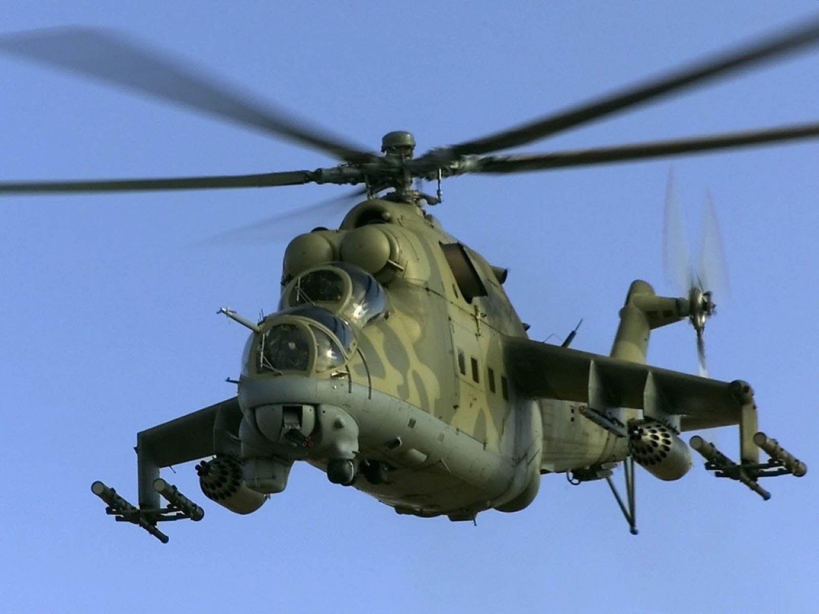 mi 24 hind helicopter picture for wallpaper