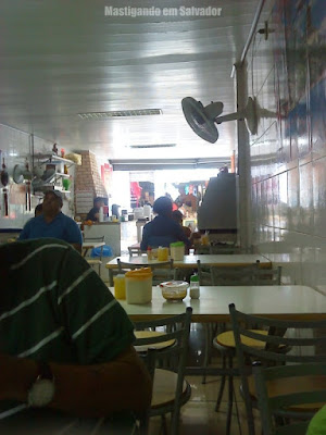 Restaurante Hubin: Ambiente