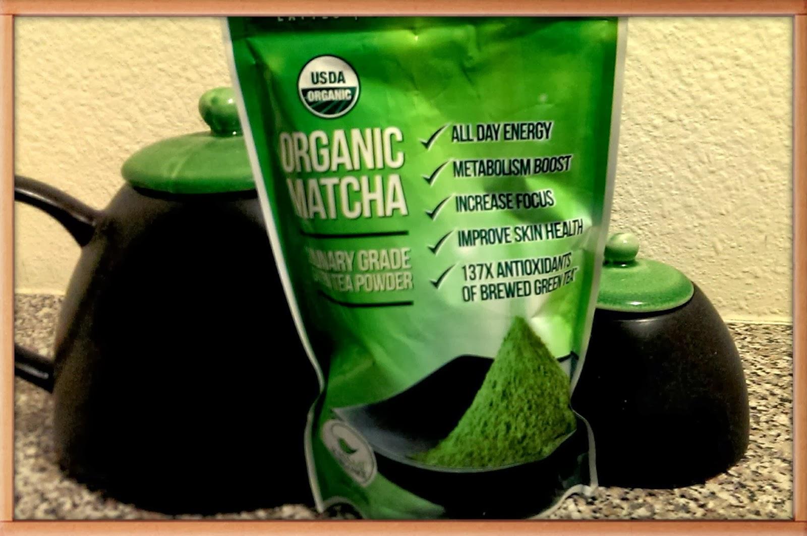 Organic+Matcha Organic Matcha-Green Tea Powder Review