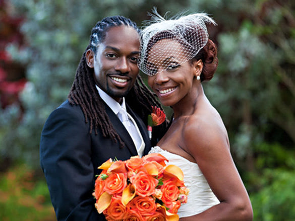 Bridal Bliss ... My Bajan Friend Andre in Essence Magazine