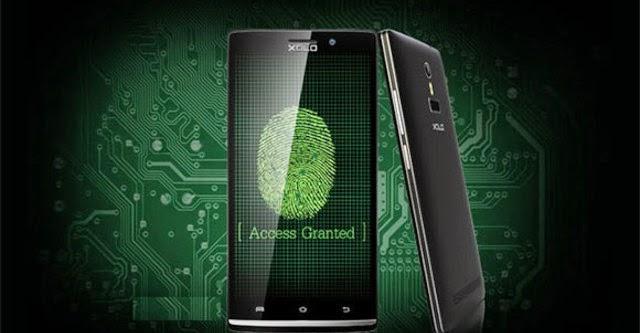 Smartphone cảm biến vân tay giá chỉ 219 USD