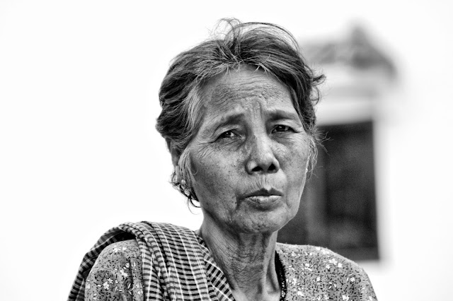 habitante de la province de Kampong Speu