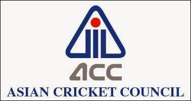 Asian Cricket Council logo
