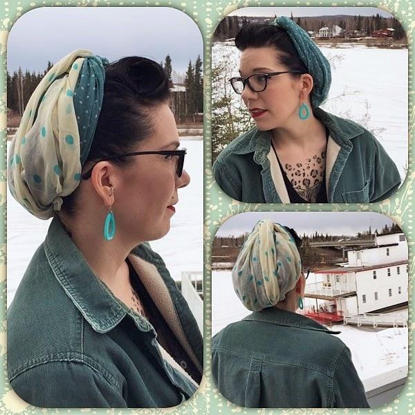 scarf turban