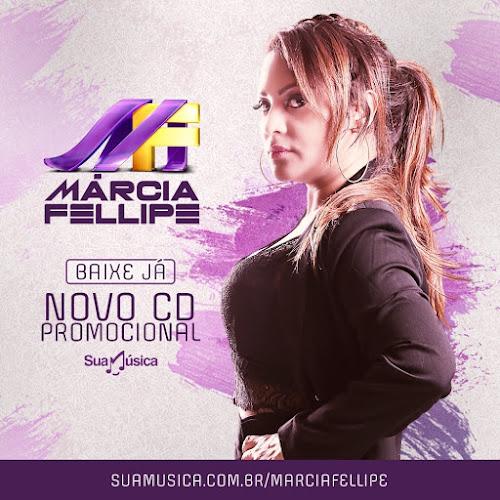 Márcia Fellipe lança novo CD Promocional Dezembro 2016