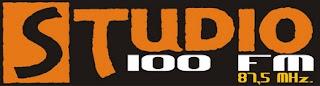 ouvir a radio studio 100 fm 87,5 sp