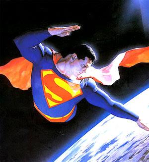 Superman, Man of Steel, Capes on Film