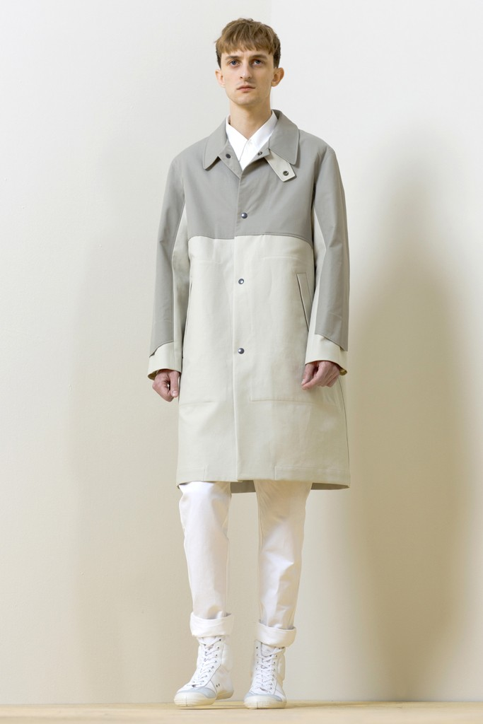 Fashion on the Couch: Christophe Lemaire Men's Spring ...
