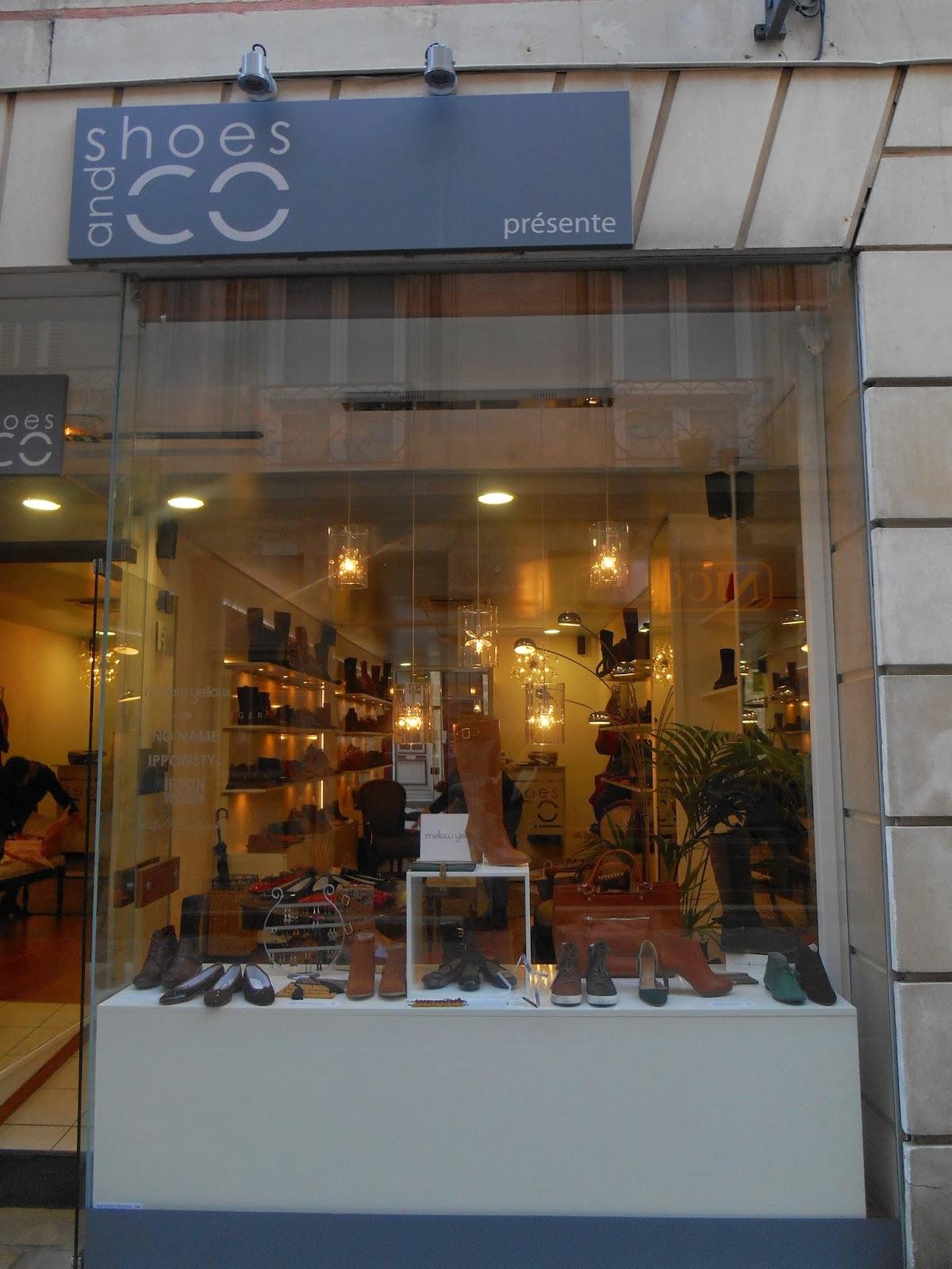 Pam and shoes co pamfashionblog blog mode et - Une boutique dans mon salon marque ...