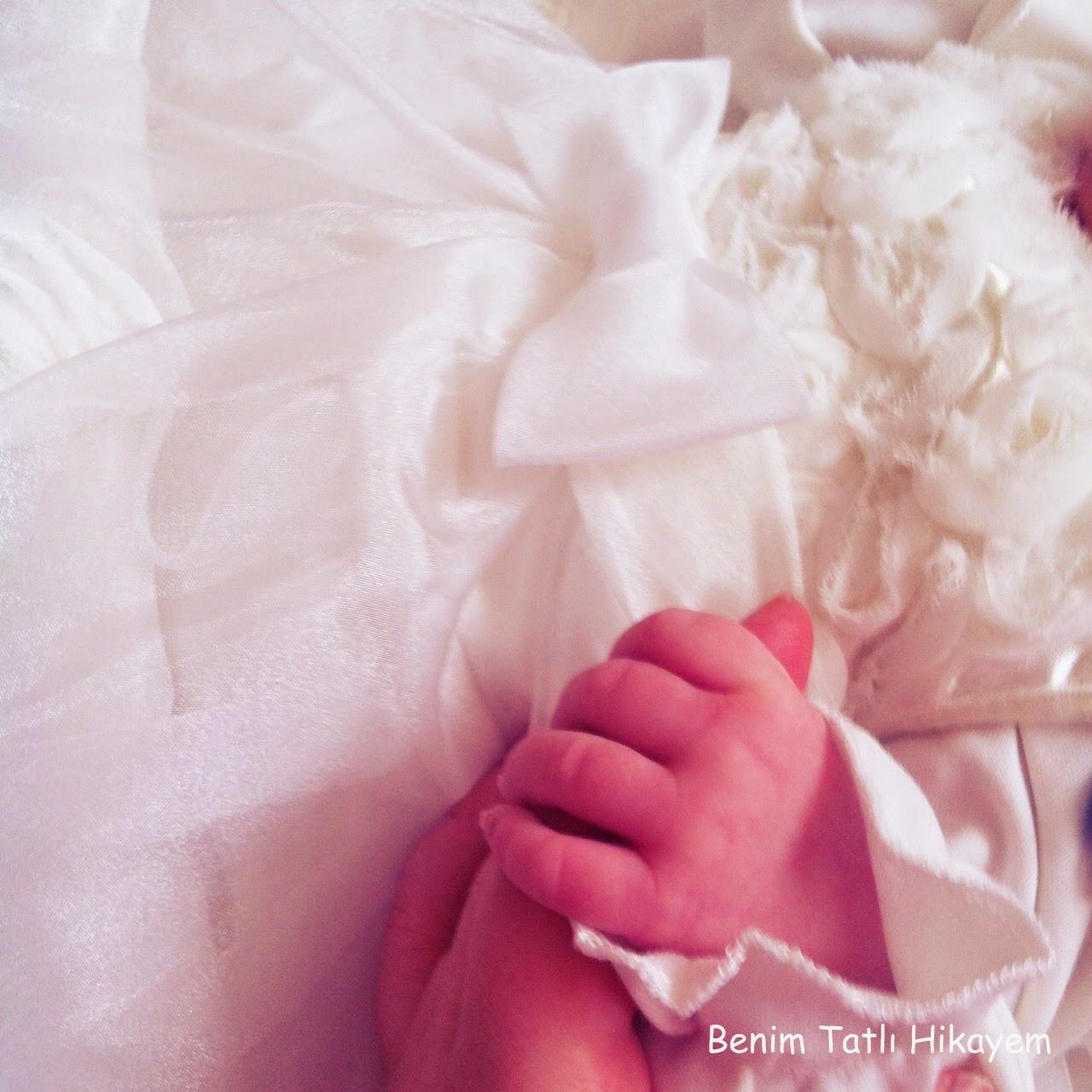 doğum sonrası bebek fotoğrafı