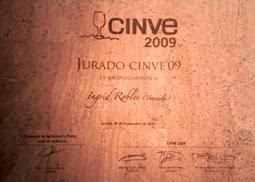 Jurado Internacional CINVE 2009