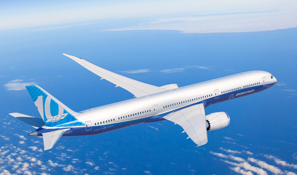 Officially Launches Boeing 787-10 Dreamliner | Aviation Worlds