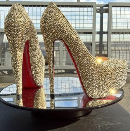 Increíbles zapatos de moda | Colección Christian Louboutin