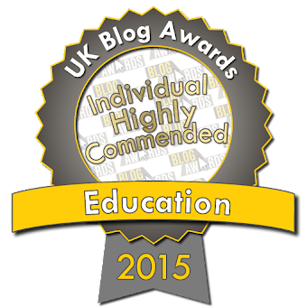 UK Blog Awards 2015