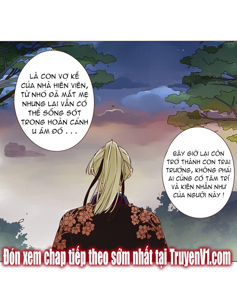 Đế Vương Trắc Chap 33 - Next Chap 34