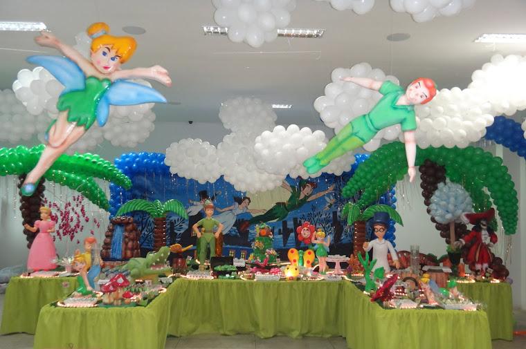Peter Pan,Sininho e sua turma