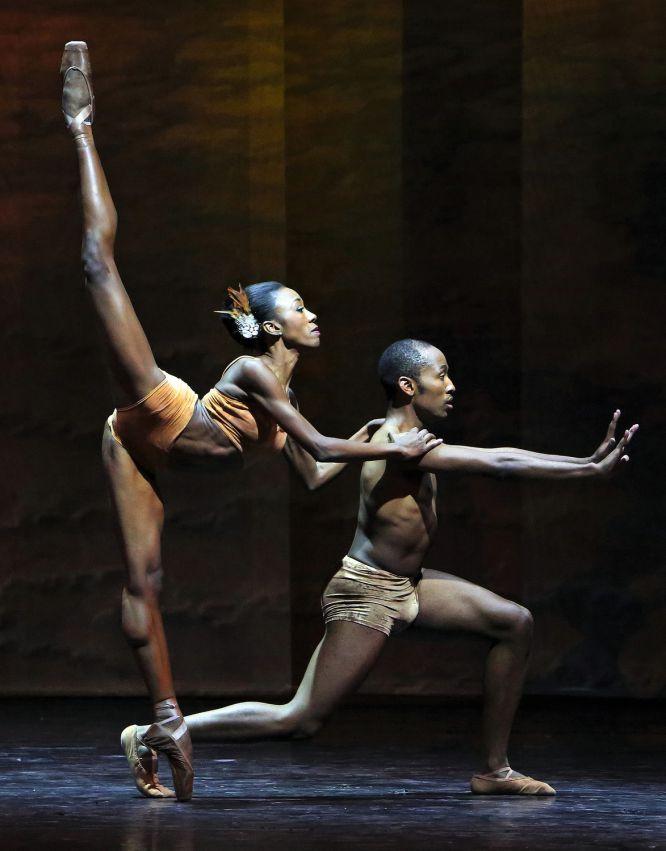El ballet durante el apartheid