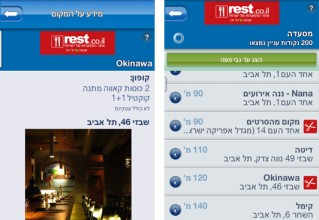 Telmap location-aware restaurant coupons launched in Israel