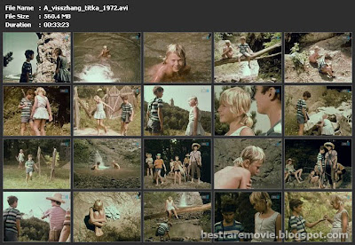 A visszhang titka (1972)