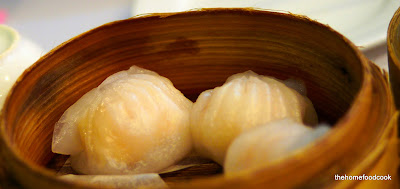 thehomefoodcook - dim sum - har gow
