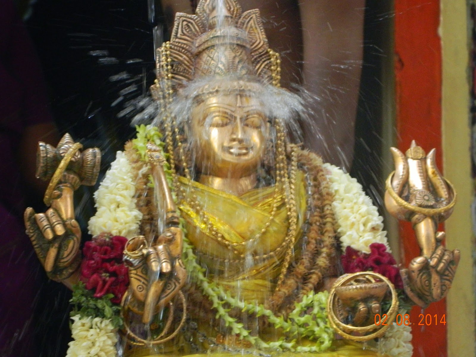 Maha Abhishekam 2014