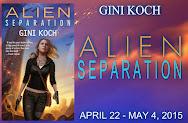 Gini Koch's Alien Separation Blitz & Giveaway
