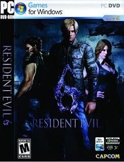 Resident Evil 6 Full indir - Hızlı - Torrent