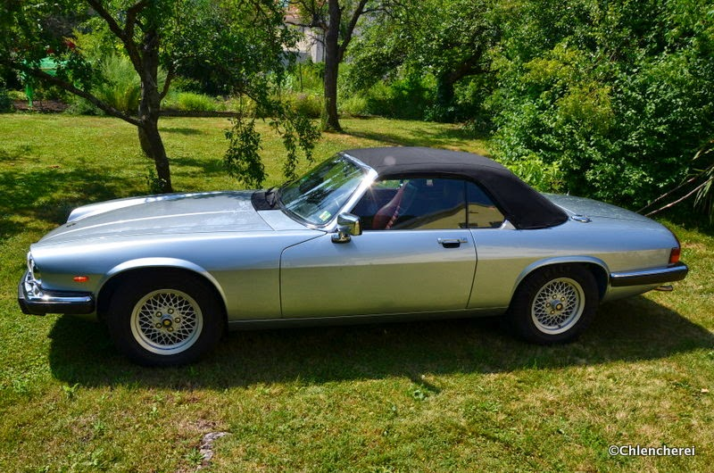Blogsale der etwas anderen Art! ) Verkauf Jaguar XJS V12