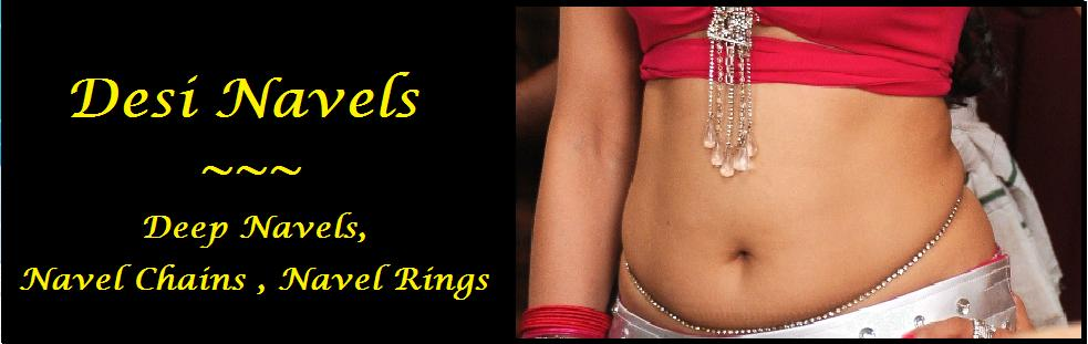 Navel Collection - Desi Girls Only