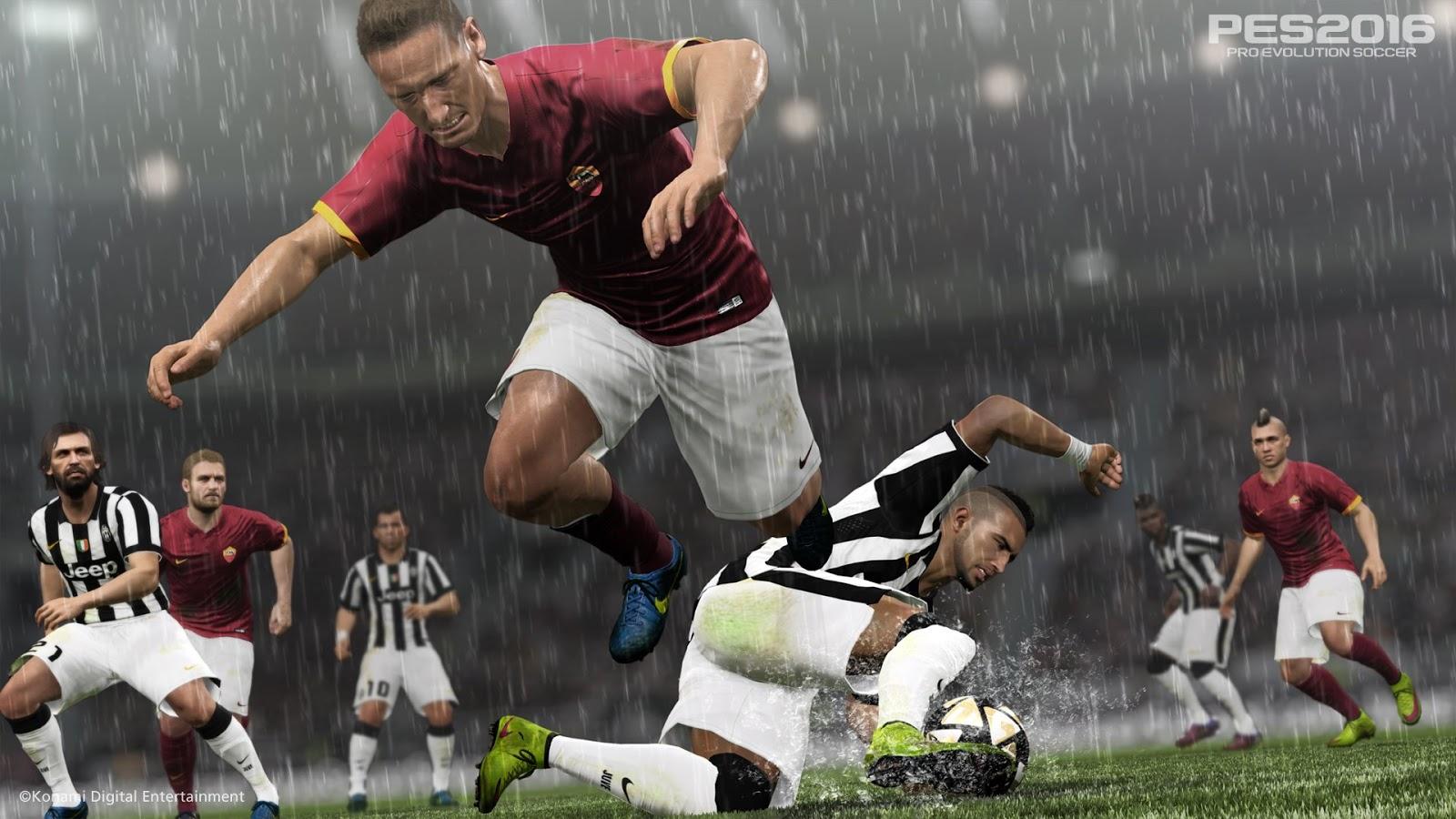 Pro Evolution Soccer 2016 3dm cracked