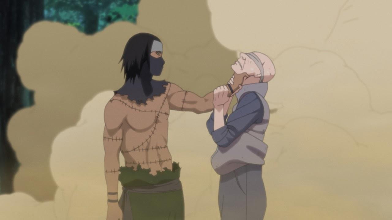 Naruto Storm Revolution Origins of Akatsuki Kakuzu