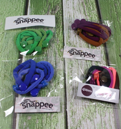 Snappee Snap-Off Hair Tie - Review ~ Planet Weidknecht 09dcd6f0899