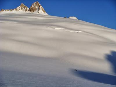 Plateau du Trient.