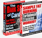 Free Download - The Dark Side of Cardio and Sample Fat Burning Workout