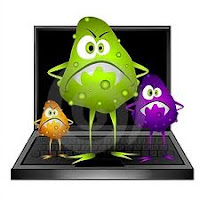 repair pc security after a virus attack