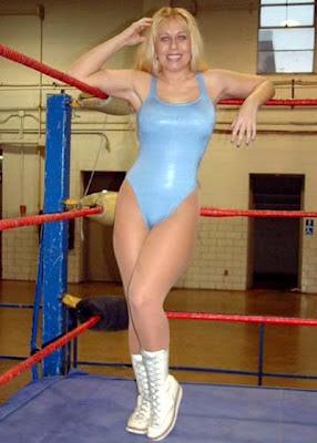 Brandi Wine - Women Pro Wrestlers