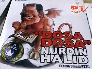 buku Buku Dosa-Dosa Nurdin Halid