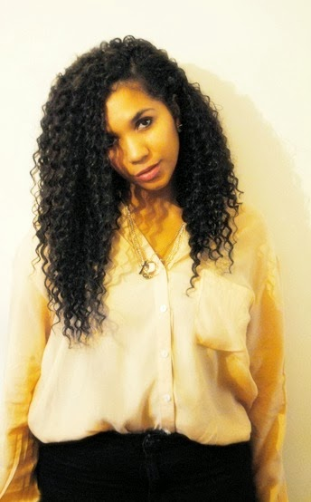 Long Curly Crochet Hair Styles : Labels: Crochet Braids , Simply Into My HAIR Naturals