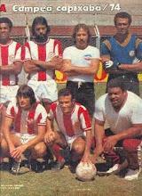 DESPORTIVA FERROVIÁRIA 1974