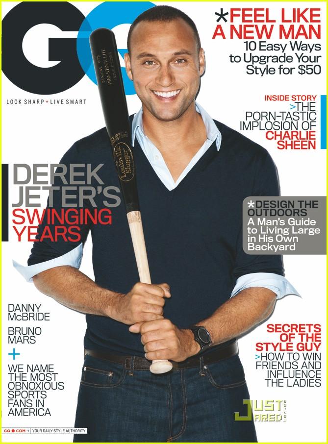 Yakkin' About Baseball: One Last Derek Jeter Gift Basket   The ...