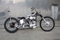 JAMESVILLE 64 FLH PANHEAD