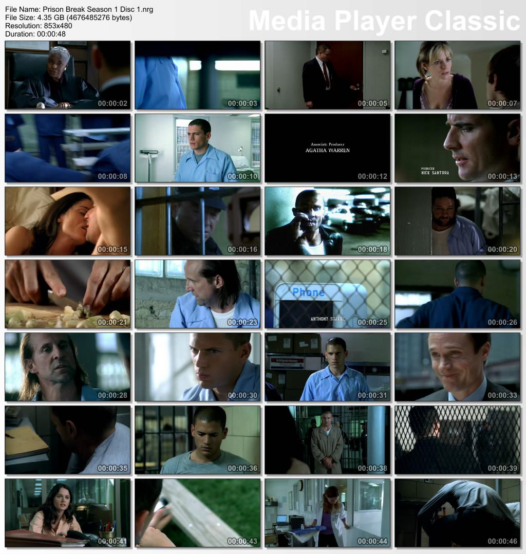 Prison Break - Season 1 Trailer