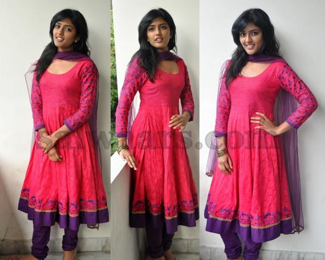 Eesha Silk Churidar
