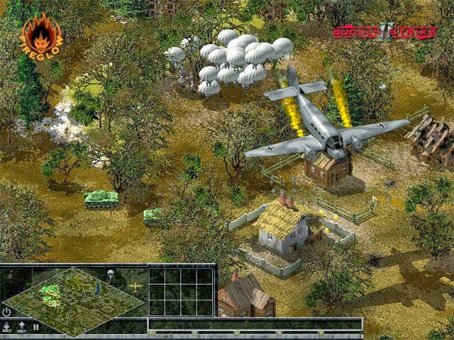 Free Game Sudden Strike 2