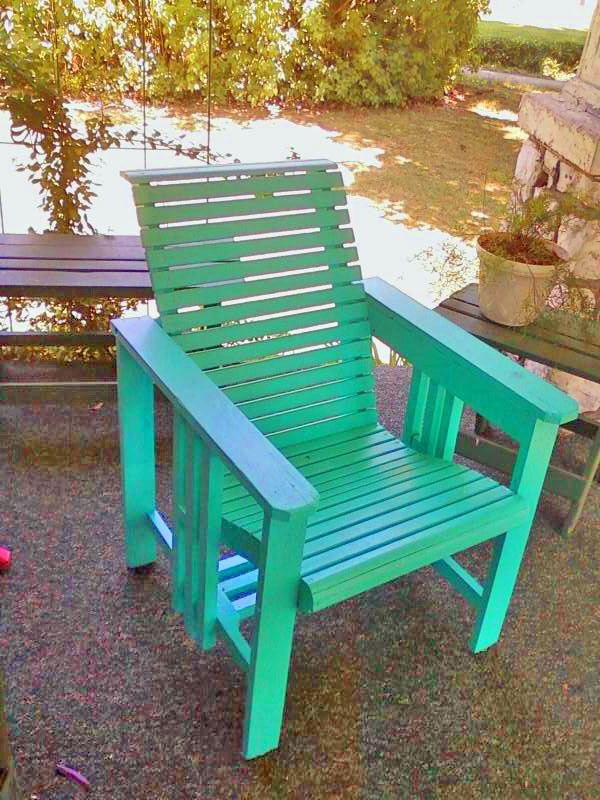 Reenie Hanlin Mom s Patio Furniture