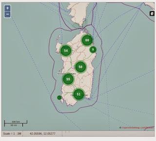 La mappa delle offerte di aiuto