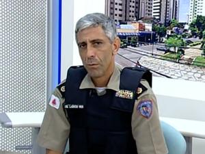 Coronel Laércio dos Reis Gomes irá comandar a PM na 7 região.