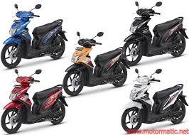Harga Motor Bekas Honda Beat Terbaru Oktober 2015