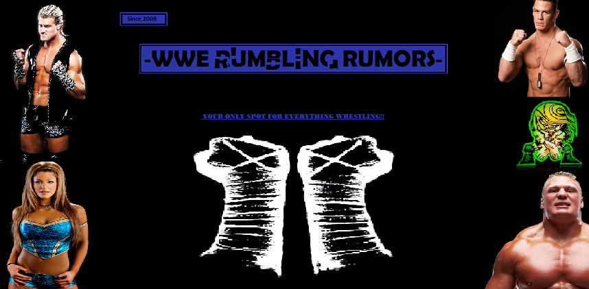 WWE RUMBLING RUMORS!